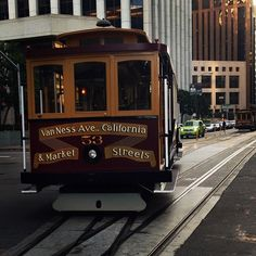 California Cable Car Turnaround-East en San Francisco, CA