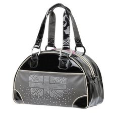 ONLY 3 LEFT!!!  Zumba London Love Bowler Bag - RARE #Zumba #ShoulderBag