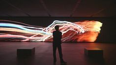 Made by Humans (2012) 16k video loop, 36 channel Iosono surround sound Hyundai Vision Hall, South Korea  Directed by www.universaleverything.com Sound by Simon…