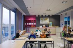 Scholencomplex Het Nest is flexibel en duurzaam - architectenweb.nl