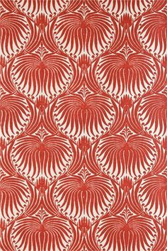 Red Lotus from Farrow & Ball