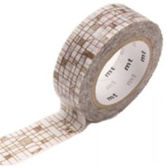 MT masking tape line brown - Zilte.nl
