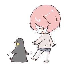 【刀剣乱舞】秋田藤四郎とペンギン|刀剣速報-刀剣乱舞まとめブログ-