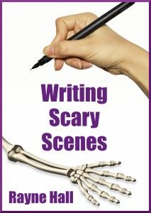 How to write scary scenes in your novel.
