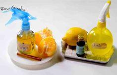 ¿Te interesa empezar a usar productos de limpieza caseros en tu propio hogar? Pues no dudes en hacerlo. Existen opciones de toda clase para ir probando. Una muy interesante y fácil de preparar consiste en unir vinagre y naranja. Bueno para el baño y también para la cocina.     Limpiar la casa c