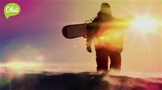Experience #sports #snowboarding #winter!
