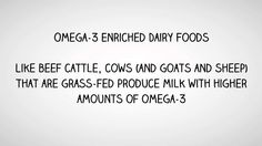 Foods High in Omega 3