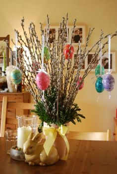 """""""Osterbaum"""" http://theviewfromaustria.blogspot.com.au/2011/04/frohe-ostern.html"""