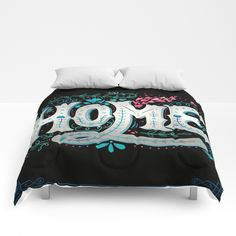 Home Comforters by MIKART | Society6