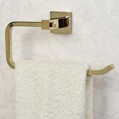 Albury Towel Ring $25 91/2 w