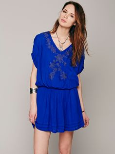 Free People Crafty Stitch Dress, $168.00
