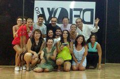 Curso de Sevillanas con Ania Gallardo en DFlow 2015