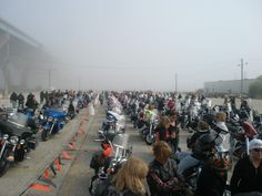 800 women riders in Milwaukee WI. Love It! #Women # Motorcycles #Events