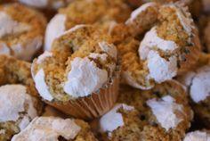 Petites boules aux amandes et aux noix - 1 amour de cuisine algerienne chez soulef