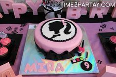 fashion theme party ideas for cake - Google Search