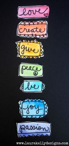 Ways to be.