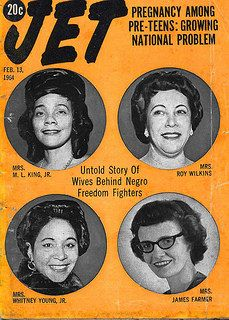 Wives of Freedom Fighters - Jet Magazine, February 13, 1964