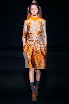 Alberta Ferretti Autumn Winter 2014 Collection   Never Underdressed