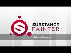 Substance Painter 1.3 - Baking Textures - YouTube