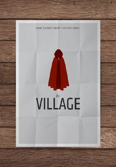 The Village - The first movie where I really started liking Bryce Dallas Howard.