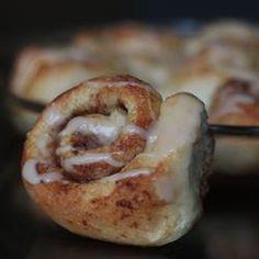 tastycookery | Cinnamon Rolls From Frozen Bread Dough - EASY