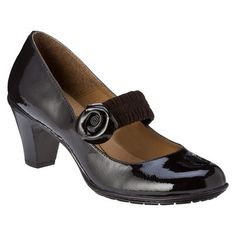 I love mary jane style shoes.