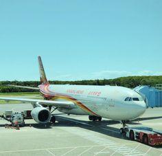 Hello @hkairlines  We hope your passengers enjoy the natural beauty of @tropicalnorthqueensland  #cairnsairport #thisisqueensland #avgeek
