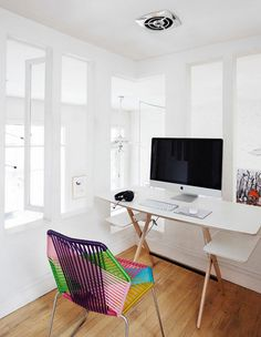 Grand Designs For Small Workes The Freelancer S Dream Office Worke