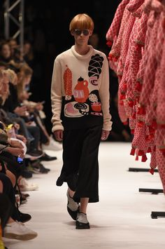 Henrik Vibskov Copenhagen Spring 2017 Fashion Show