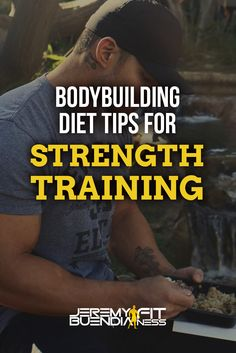 For bodybuilders, working out is only one part of the equation to sculpting an awe-inspiring physique. Just as important as your lifting routine is your calorie consumption routine, otherwise known as your diet. https://www.jeremybuendiafitness.com/blog/bodybuilding-diet-tips-for-strength-training/