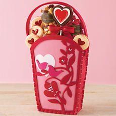 Valentine Tot + Treats