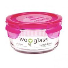 Wean Green - Lunch Bowls 13oz (400ml) - Raspberry