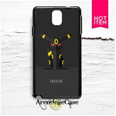 Pokemon Pokedex Samsung Galaxy Note 3 Case