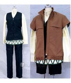Spice and Wolf Lawrence Kraft Jacket Cosplay Costume - Anime Cosplay Costumes - Trustedeal.com