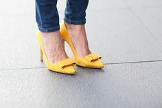 zara heels | collage vintage