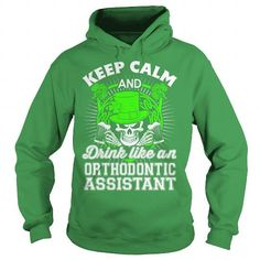 Orthodontic Assistant T Shirts, Hoodies. Check price ==► https://www.sunfrog.com/LifeStyle/Orthodontic-Assistant-91041193-Green-Hoodie.html?41382