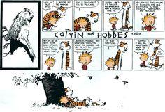Calvin & Hobbes // Bill Waterson