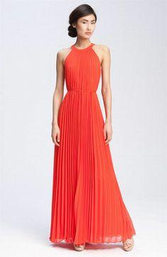 how to wear a maxi dress to a wedding | Wear Maxi to Wedding