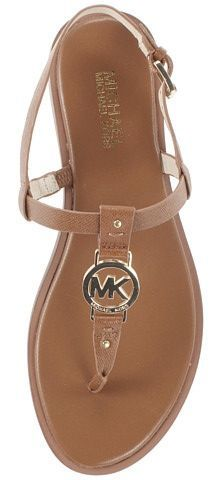 Cute Michael Kors Sandals, they have these at Marshall's for $35