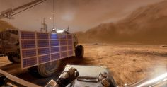 'The Martian' VR experience comes home