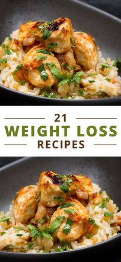So which recipes for weight loss will be on your menu this week? We're sharing 21 weight loss recipes that will help you shed pounds and look...More