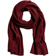 Cashmere Scarf $59.99 ($60) ❤ liked on Polyvore featuring accessories, scarves, cashmere scarves, burgundy scarves and cashmere shawl