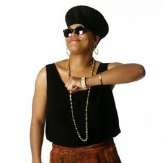 The 90s- MY FAVORITE FASHION PHASE- And Queen Latifah is roots