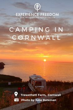 Are you looking for a beautiful location for your next camping trip. Then look no further than Trewethett Farm in Cornwall. Glamping Uk, Glamping Holidays, Camping Cornwall, Riverside Hotel, Camping Pod, South West Coast Path, Family Holiday Destinations, Local Pubs, Family Days Out