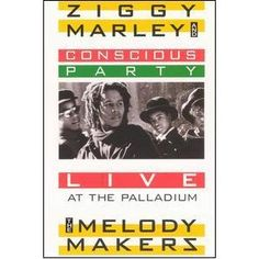 #ZiggyMarley and the Melody Makers: Concious Party Live At the Palladium (2002)