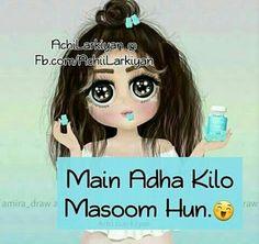 Hahahahah ... Main b :)