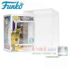 """Brand New Original Case for Funko pop, 4"""" Non-toxic PVC POP PROTECTOR CRYSTAL CLEAR BOX, Figure Not Included  Price: $ 25.99 & FREE Shipping   #computers #shopping #electronics #home #garden #LED #mobiles"""