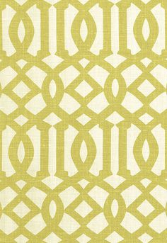 Home Decor Fabric - Designer Fabric - 100% Linen - Citrine - Ivory - Upholstery Fabric by the Yard