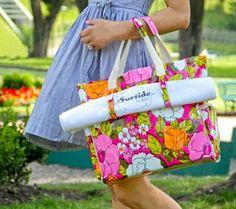 Bolsa para veranear / Summer tote bag