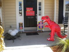 "Photo 1 of 16: Dinosaurs / Birthday ""Dinosaur Dig Party"" 
